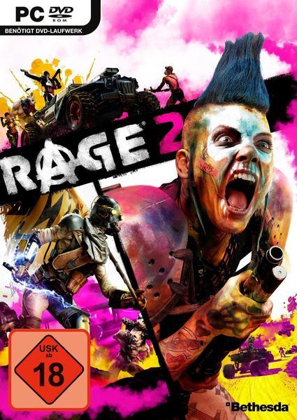 BETHESDA Rage 2 (USK) (PC)