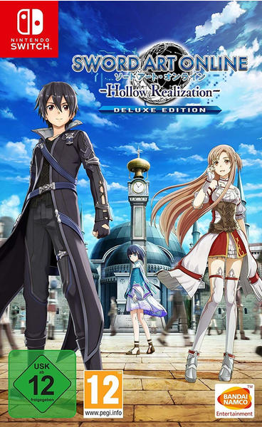 BANDAI Sword Art Online Hollow Realization - Deluxe Edition (USK) (Nintendo Switch)