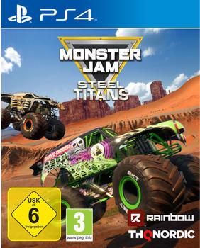 THQ Monster Jam: Steel Titans (USK) (PC)