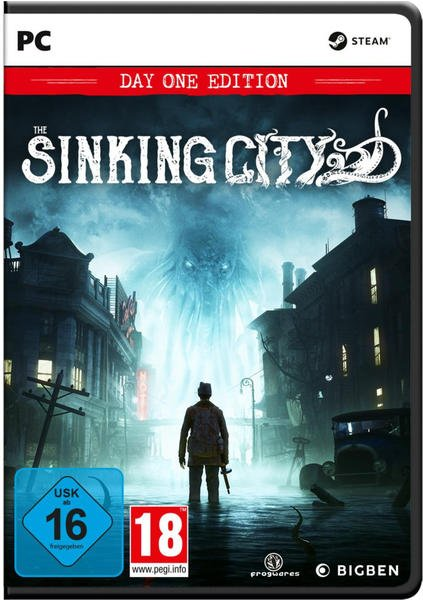 The Sinking City: Day One Edition (PC)