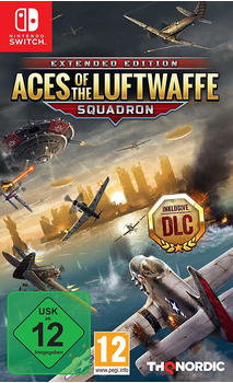 THQNordic Games Aces of the Luftwaffe Squadron Edition