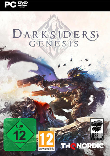 THQ Darksiders Genesis (USK) (PC)