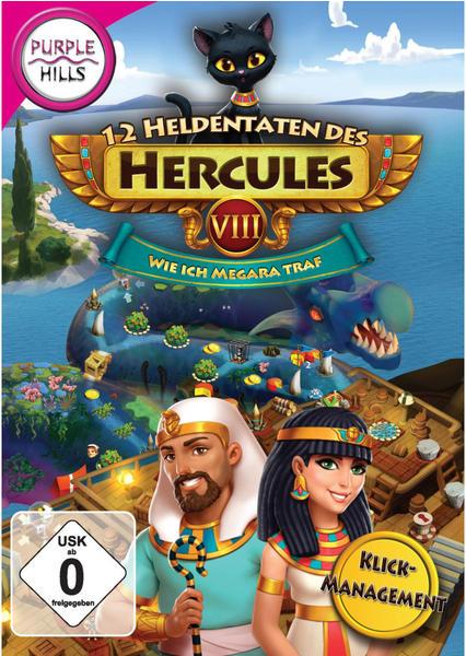 Die 12 Heldentaten des Herkules VIII: Wie ich Megara traf (PC)