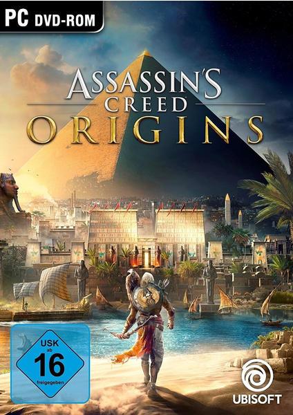 UbiSoft PC AssassinS Creed Origins