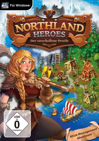 Magnussoft Northland Heroes (USK) (PC)