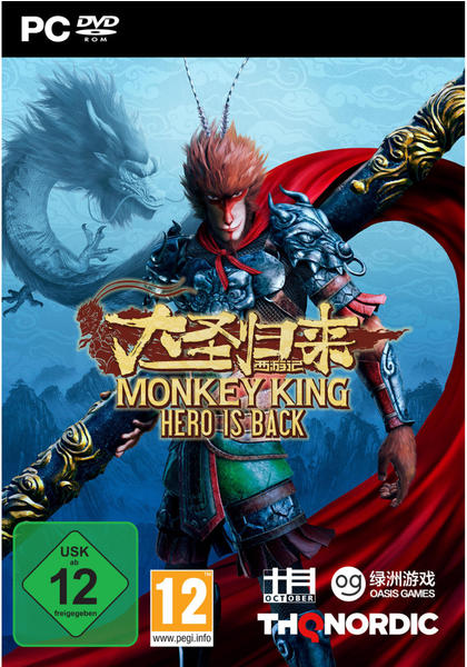 THQ Monkey King: Hero is back (USK) (PC)