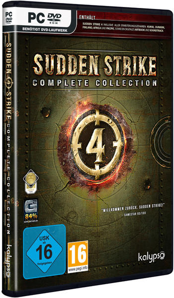 Sudden Strike 4: Complete Collection (PC)