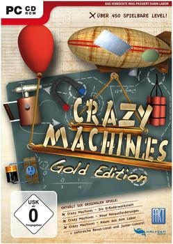 Halycon Crazy Machines (Gold Edition) (PC)