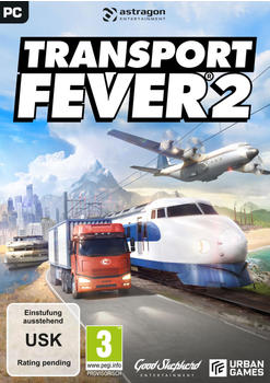 Transport Fever 2 (PC/Linux)
