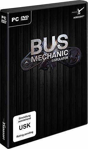 Aerosoft Bus Mechanic Simulator (USK) (PC)