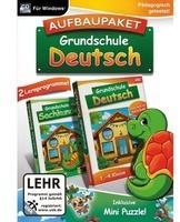 Magnussoft Aufbaupaket Grundschule Deutsch (USK) (PC)