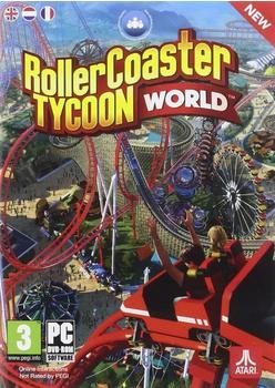 Atari RollerCoaster Tycoon World (PEGI) (PC)