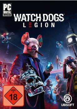 UbiSoft Watch Dogs Legion (USK) (PC)