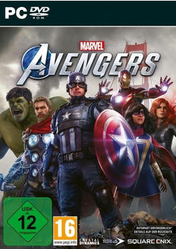 Square Enix Marvel´s Avengers (USK) (PC)