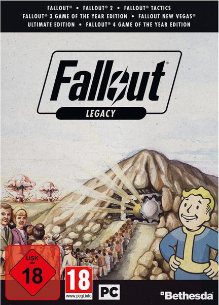 Fallout: Legacy (PC)