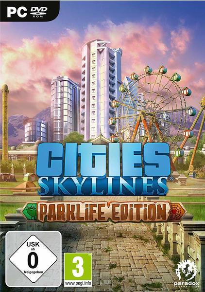 Cities: Skylines - Parklife Edition (PC)