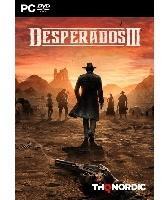 THQ Desperados 3 (USK) (PC)