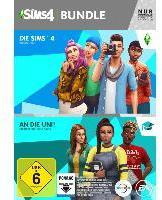Electronic Arts Sims 4 + Sums 4: An die Uni! (Download) (PC/Mac)
