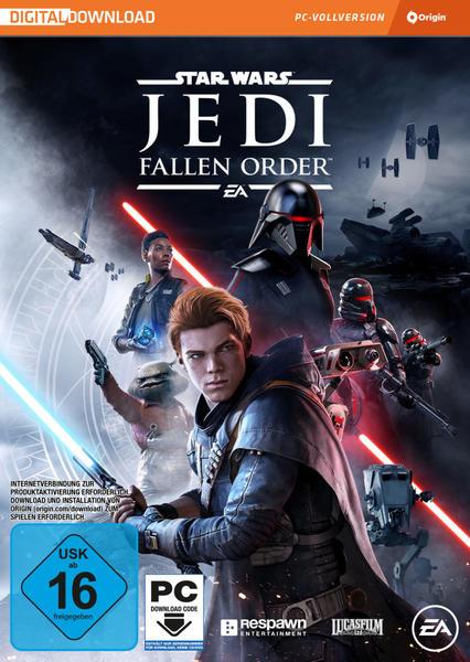 Electronic Arts Star Wars Jedi: Fallen Order (Download) (USK) (PC)