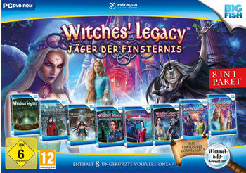 Witches Legacy: Jäger der Finsternis - 8in1 Paket (PC)