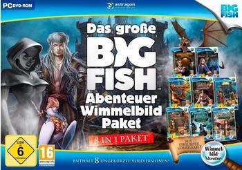 Das große BIG FISH Abenteuer Wimmelbild Paket (PC)