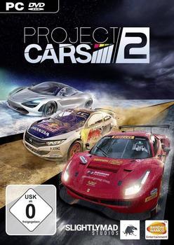 Bandai Namco Entertainment Project Cars 2 PC USK: 0