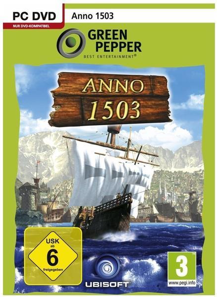 ak tronic Anno 1503 - (Green Pepper)