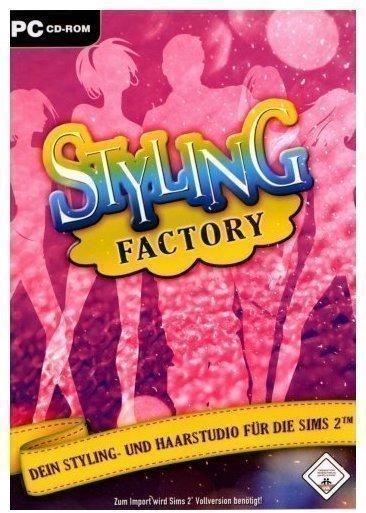 Styling Factory: Dein Styling- und Haarstudio für Die Sims 2 (Add-On) (PC)