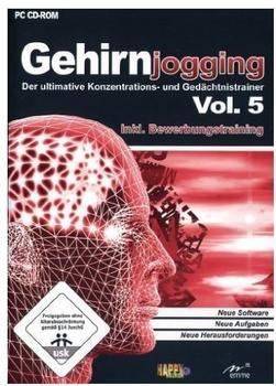 EMME Gehirnjogging Vol. 5 inkl. Bewerbungstraining