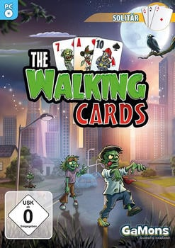Rokapublish GaMons - The Walking Cards (USK) (PC)