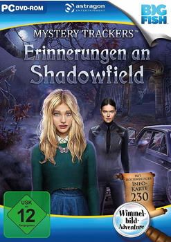 Mystery Trackers: Erinnerungen an Shadowfield (PC)