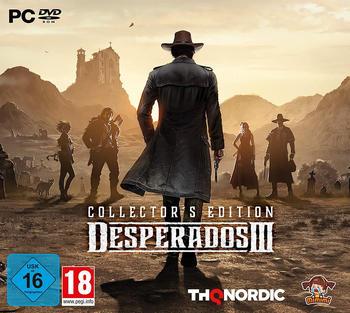 THQ Desperados 3 - Collectors Edition (USK) (PC)