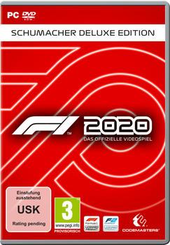 F1 2020: Schumacher Deluxe Edition (PC)