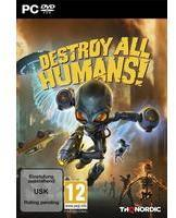 THQ Destroy All Humans! PC