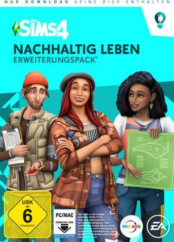 Die Sims 4: Nachhaltig leben (Add-On) (PC/Mac)