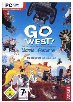 Lucky Luke: Go West! (PC)