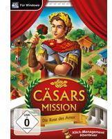 Magnussoft CAESARS Mission: Die Rose des Amor. (Klick-Management-Abenteuer)
