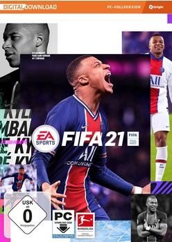 Electronic Arts FIFA 21 (Code in a Box) (Download) (PC)