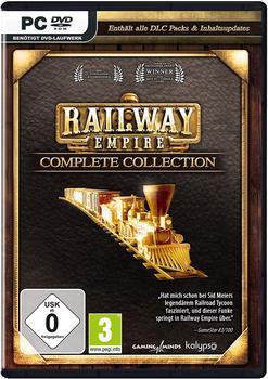 Kalypso Railway Empire Complete Collection PC