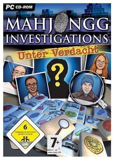 MahJongg Investigations: Unter Verdacht (PC)
