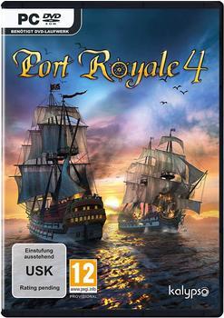 Kalypso Port Royale 4 PC