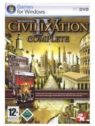 Civilization 4 - Complete
