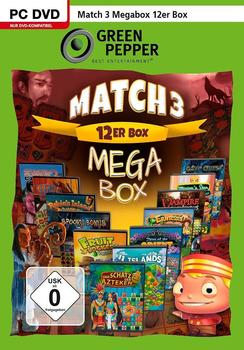 Smatrade GmbH Match 3 Mega Box PC