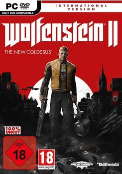 BETHESDA Wolfenstein II: The New Colossus (International Version) [