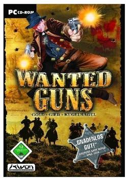 Bigben Interactive Wanted Guns