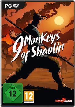 Ravenscourt 9 Monkeys of Shaolin PC