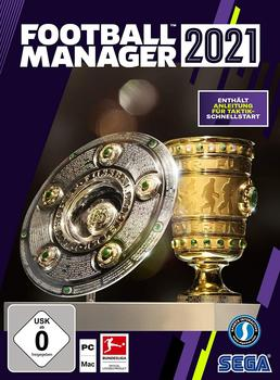 Football Manager 2021: Limited Edition (PC/Mac)