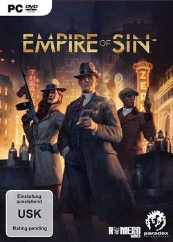 Paradox Empire of Sin Day One Edition PC