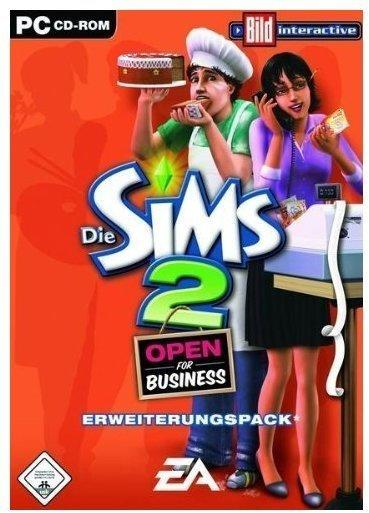 Die Sims 2: Open for Business (Add-On) (PC)