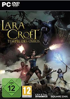 Square Enix Lara Croft und der Tempel des Osiris (PC)